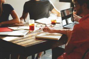 Startup Existenzgründer Meeting Titelbild
