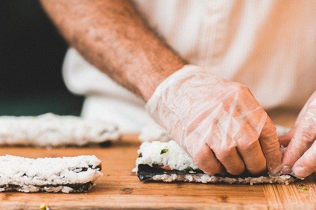 Lohnabrechnung Gastronomie Sushi