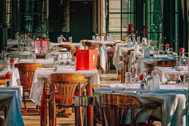 Lohnabrechnung Gastronomie Gastraum