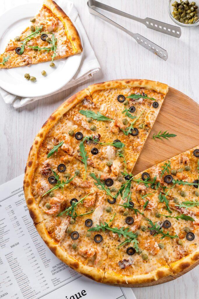 Lohnbuchhaltung Gastronomie Pizza